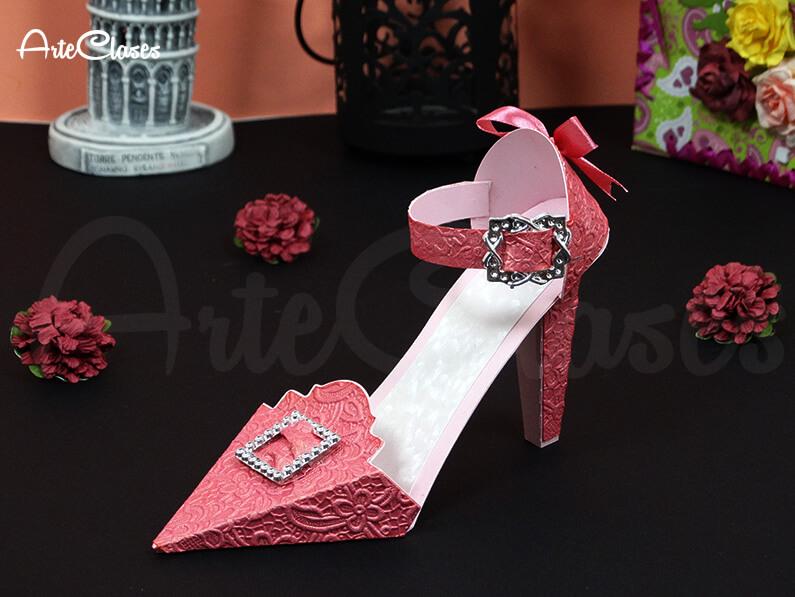 Zapato Esmeralda