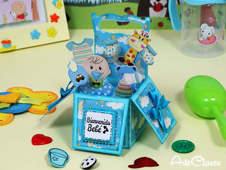 BoxCard Baby Shower